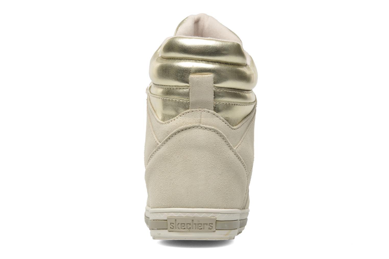 Sneakers Skechers Tekkies 47984 Goud en brons rechts