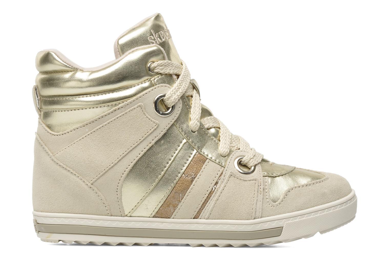 Sneakers Skechers Tekkies 47984 Goud en brons achterkant