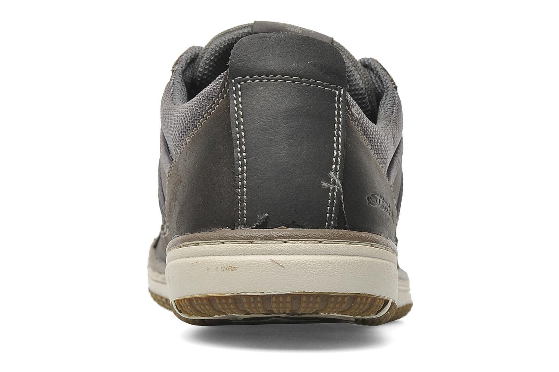 Sneaker Skechers Irvin Hamal 63418 grau ansicht von rechts