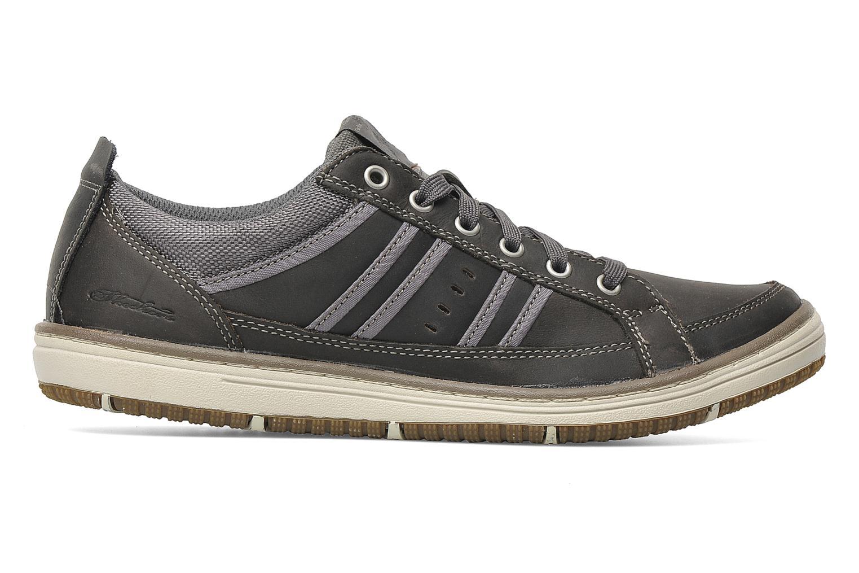 Sneaker Skechers Irvin Hamal 63418 grau ansicht von hinten