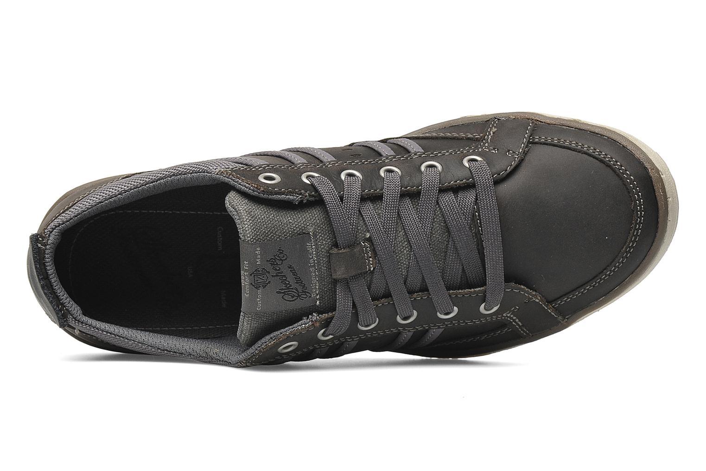 Sneaker Skechers Irvin Hamal 63418 grau ansicht von links