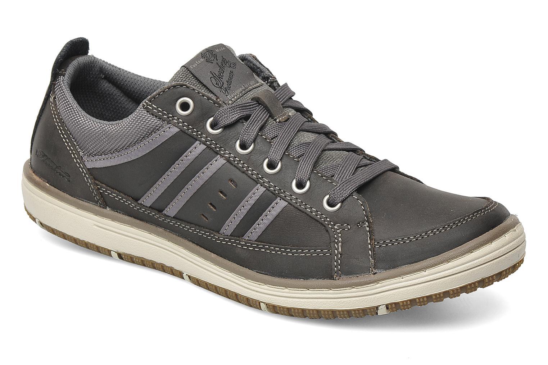 Sneaker Skechers Irvin Hamal 63418 grau detaillierte ansicht/modell