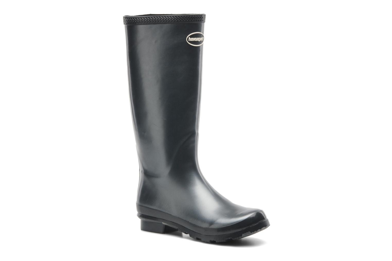 Helios Rain Boots Grey/silver