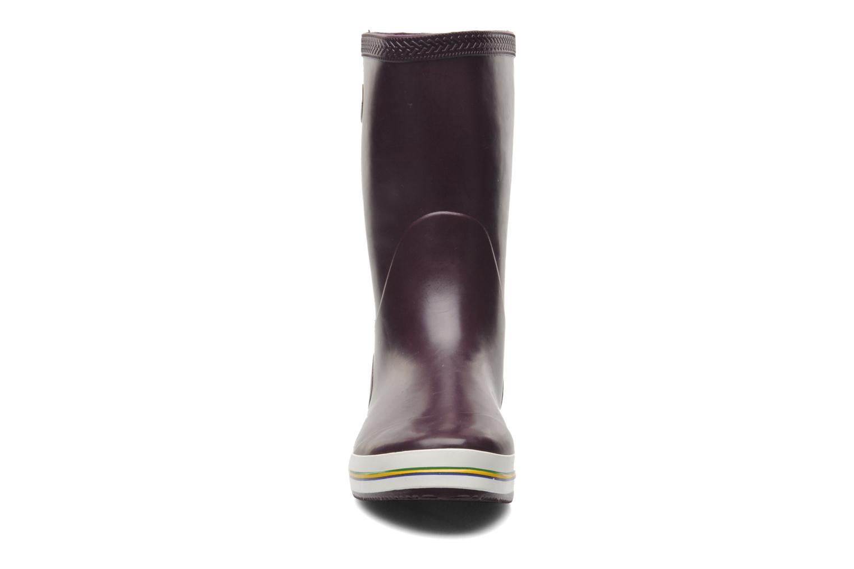 Boots Havaianas Aqua Rain Boots Lila bild av skorna på