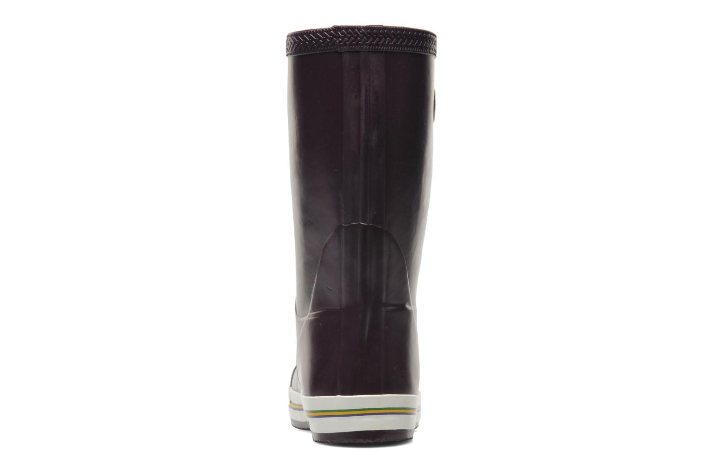 Boots en enkellaarsjes Havaianas Aqua Rain Boots Paars rechts