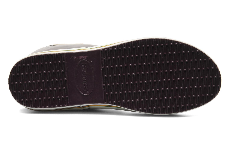 Bottines et boots Havaianas Aqua Rain Boots Violet vue haut