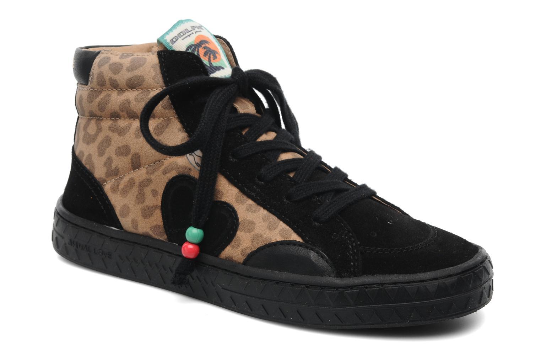 Alan Vintage Leopard