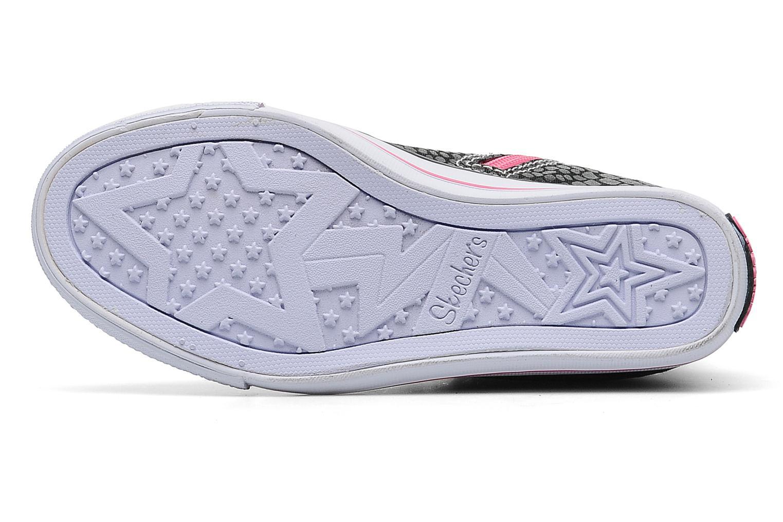Sneakers Skechers Gimme-Mucho Dinero Zwart boven