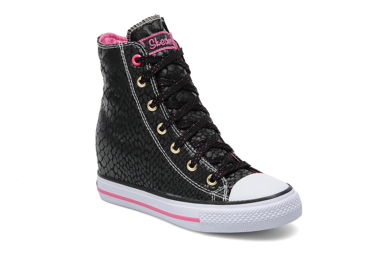 Sneakers Skechers Gimme-Mucho Dinero Zwart detail