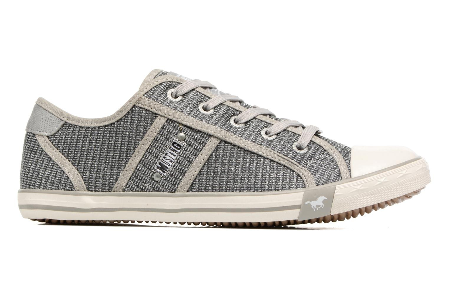 Trainers Mustang shoes Pitaya Silver back view