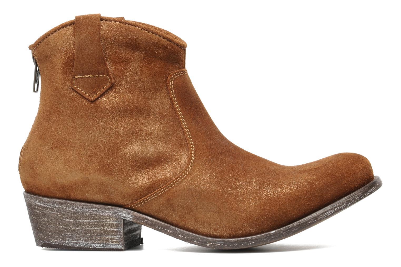 Bottines et boots Valensi Bec Marron vue derrière