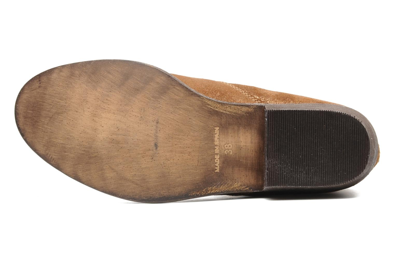 Bottines et boots Valensi Bec Marron vue haut
