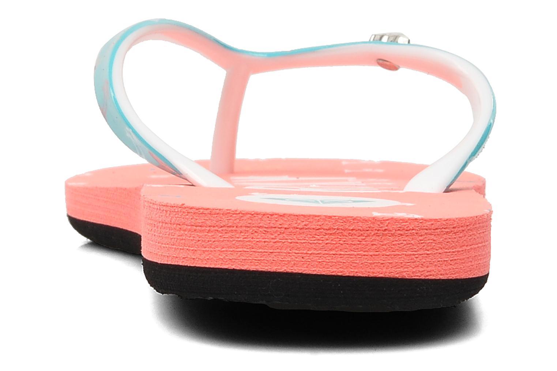Slippers Roxy RG PEBBLE V K Roze rechts