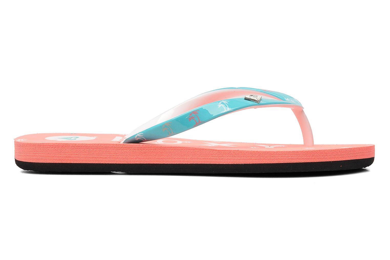 Slippers Roxy RG PEBBLE V K Roze achterkant