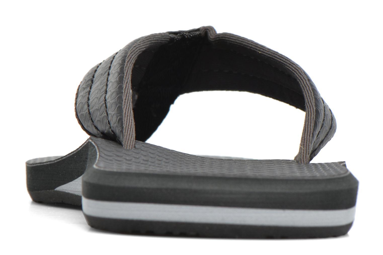 Carver Nubuck Black/black/grey