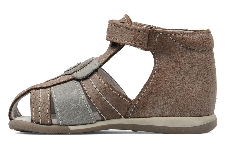 Sandalen Bopy Zimbo Beige voorkant