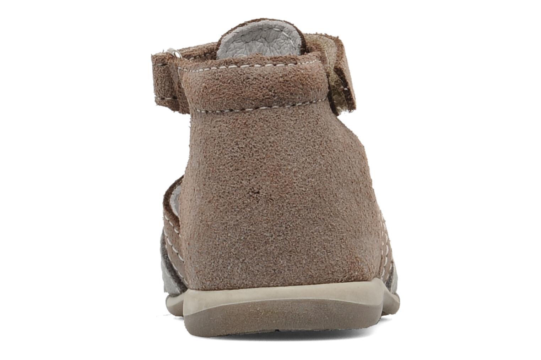 Sandalen Bopy Zimbo Beige rechts