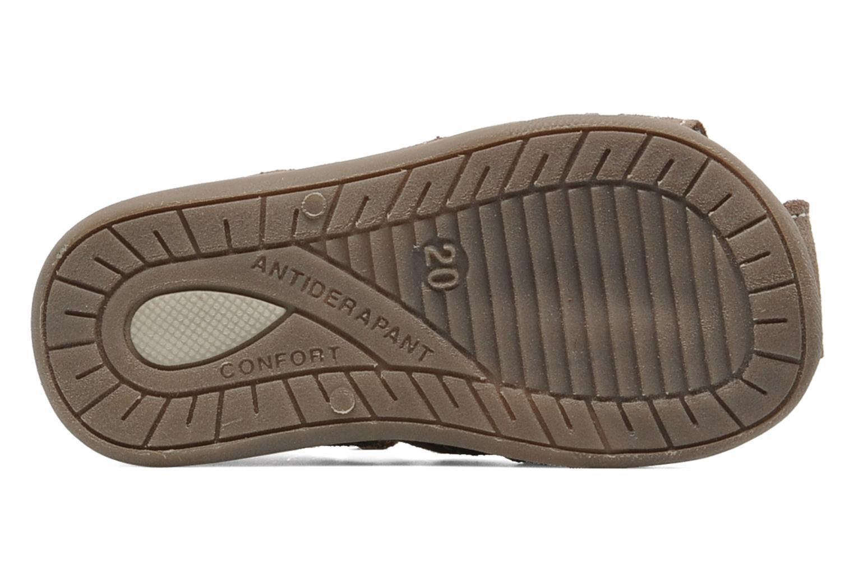 Sandalen Bopy Zimbo Beige boven