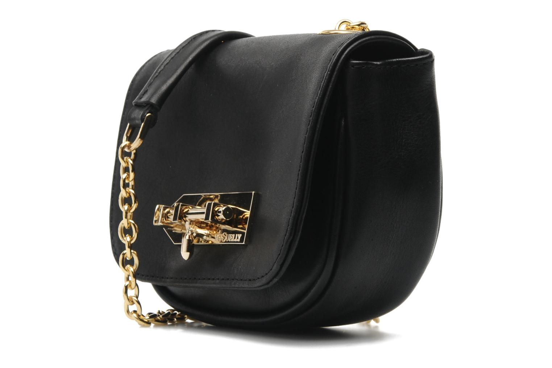 Handtaschen MySuelly Baby Charlotte schwarz schuhe getragen