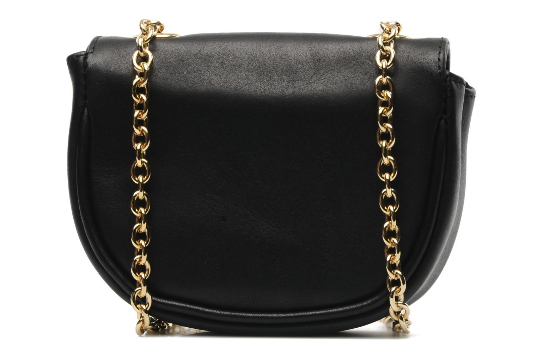 Handtaschen MySuelly Baby Charlotte schwarz ansicht von vorne