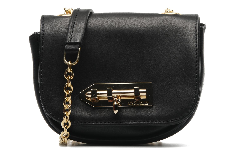 Handtaschen MySuelly Baby Charlotte schwarz detaillierte ansicht/modell