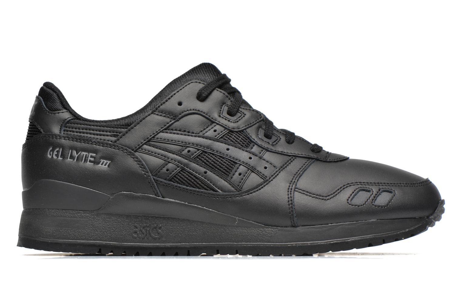 Trainers Asics Gel-lyte III Black back view