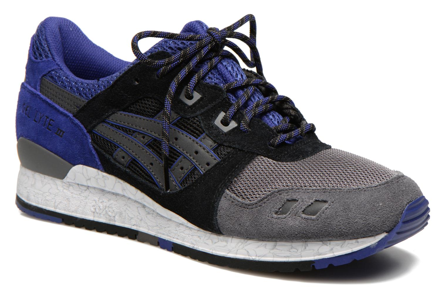 Trainers Asics Gel-lyte III Blue detailed view/ Pair view