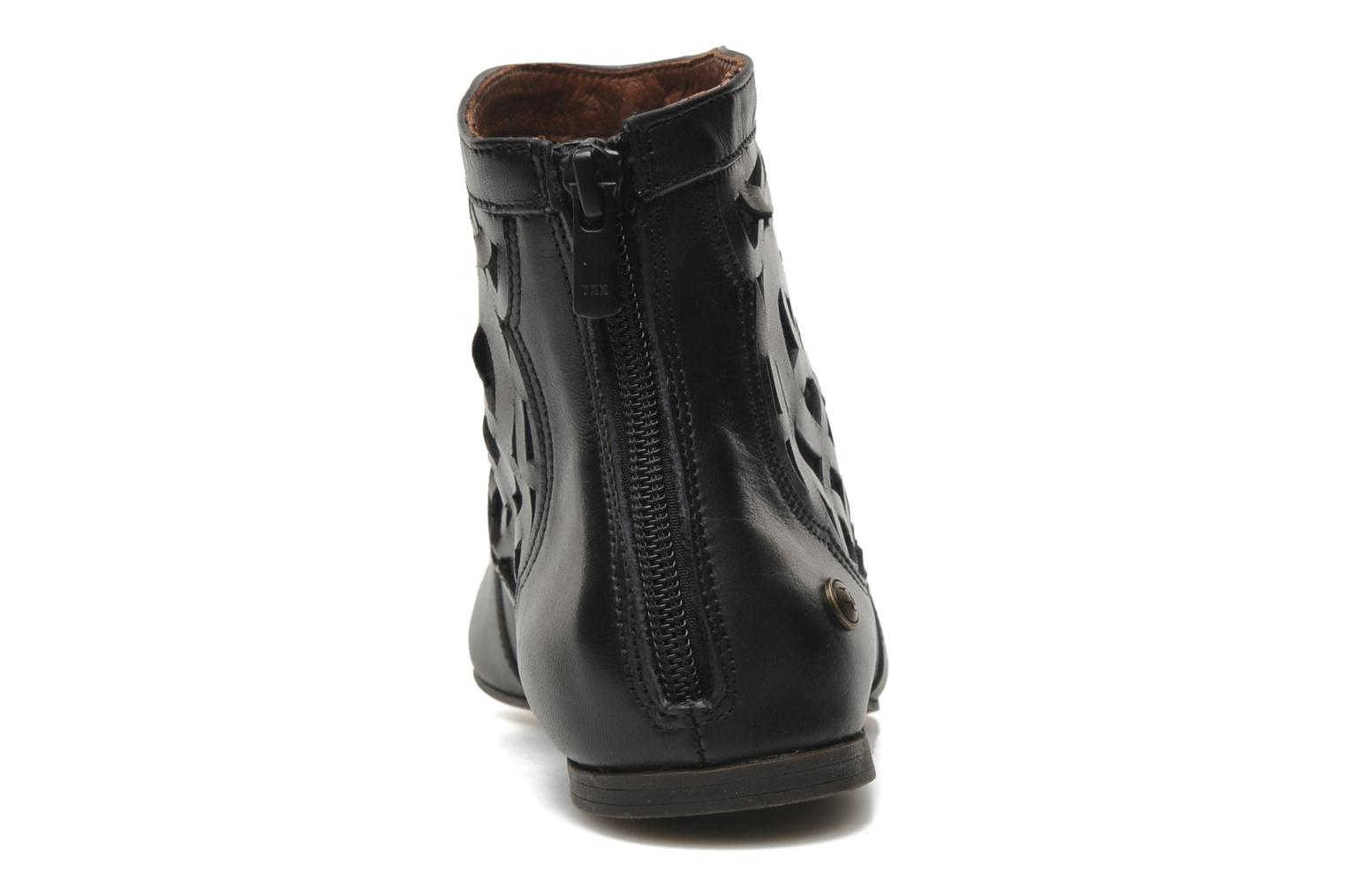 Ankle boots Neosens Bobal 325 Black view from the right