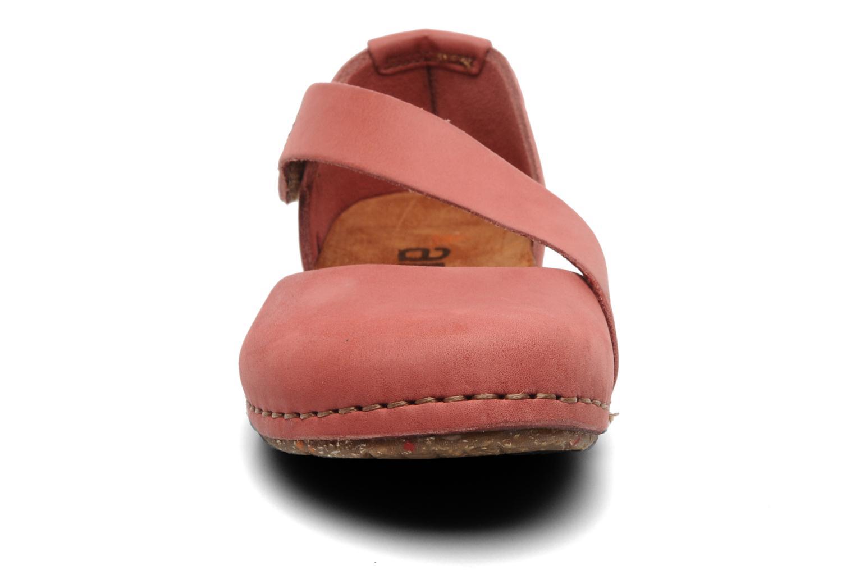 Ballerines Art Creta 442 Rose vue portées chaussures