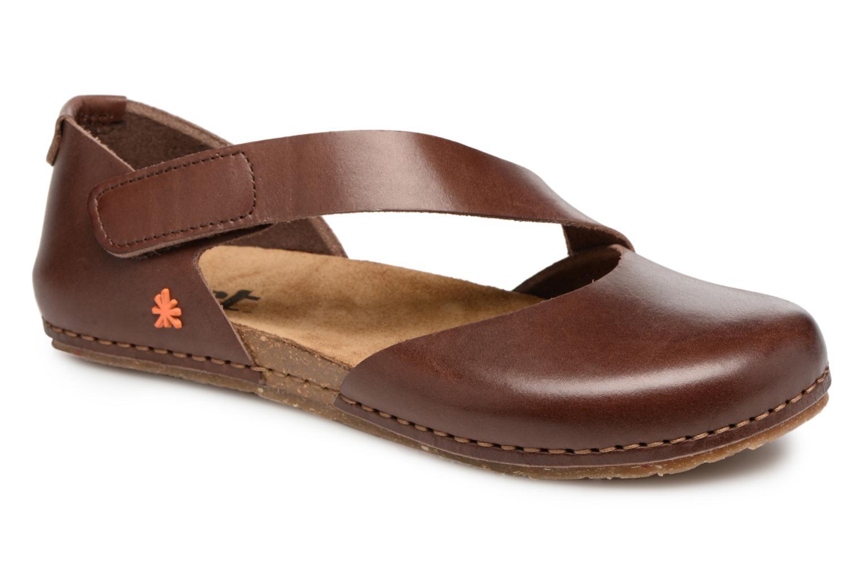 Grandes descuentos últimos zapatos Art Creta 442 (Marrón) - Bailarinas Descuento