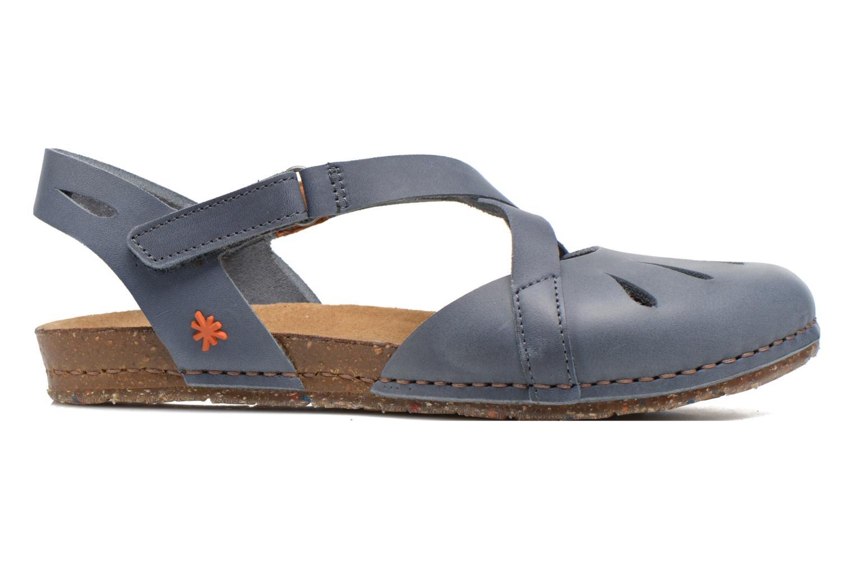 Sandali e scarpe aperte Art Creta 449 Azzurro immagine posteriore