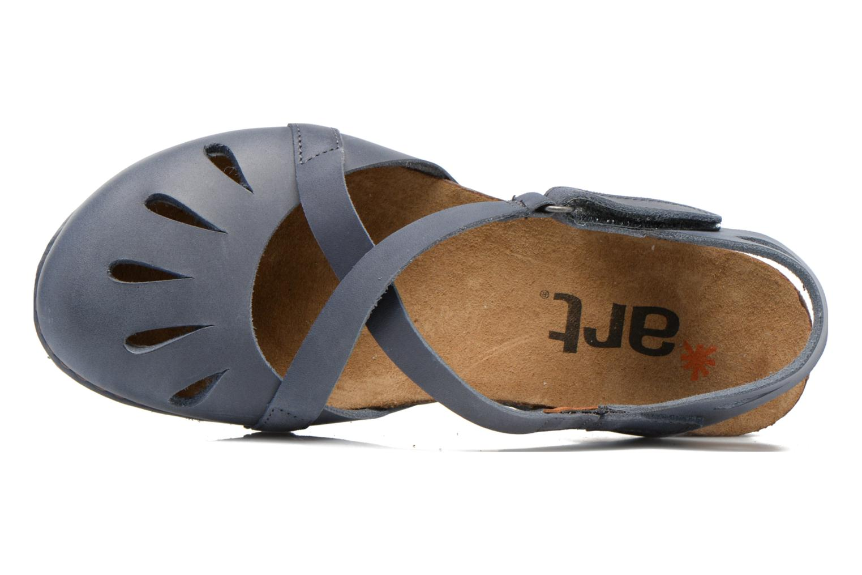Sandali e scarpe aperte Art Creta 449 Azzurro immagine sinistra
