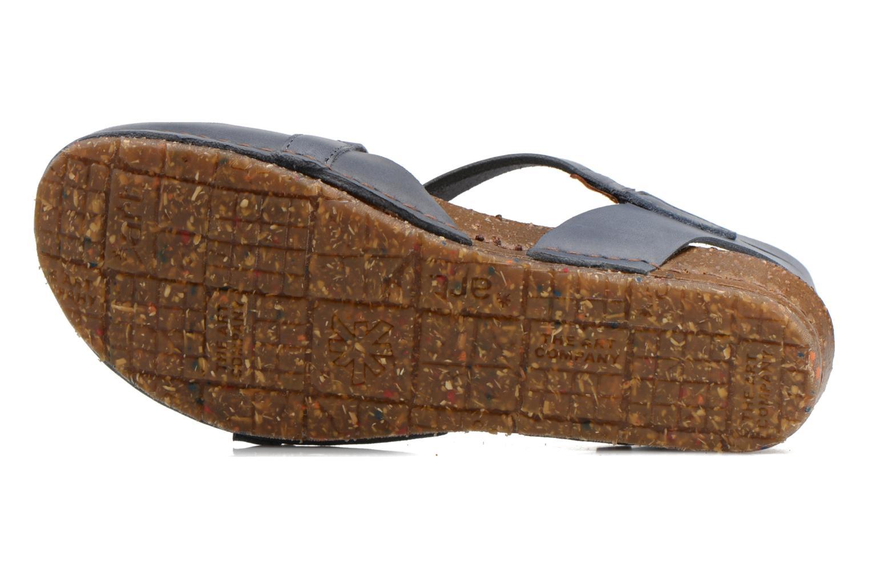 Sandali e scarpe aperte Art Creta 449 Azzurro immagine dall'alto