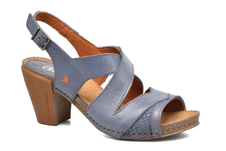 Sandaler Art I Feel 235 Blå detaljerad bild på paret