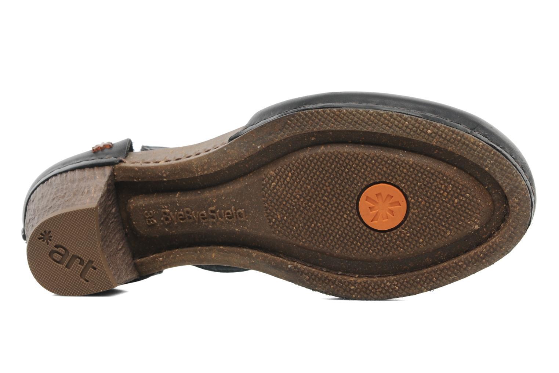 Sandalen Art I Meet 144 schwarz ansicht von oben