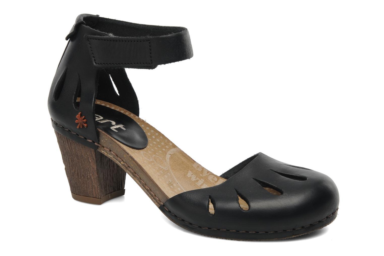 Sandales et nu-pieds Art I Meet 144 Noir vue détail/paire