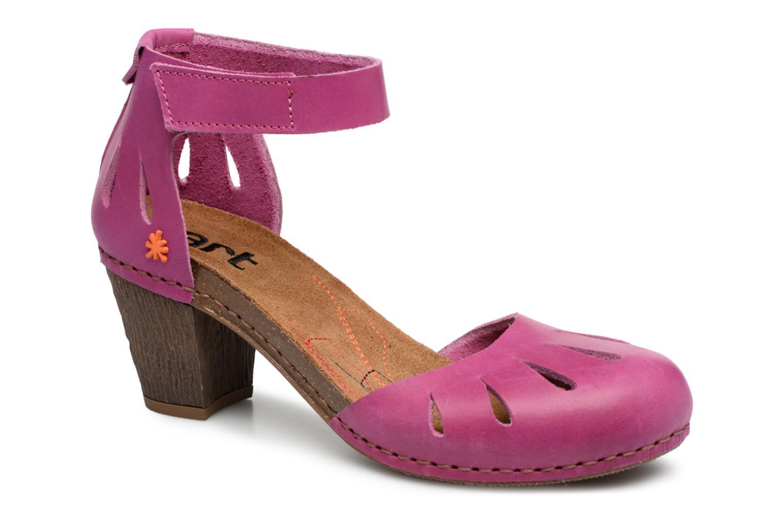 Zapatos cómodos Meet y versátiles Art I Meet cómodos 144 (Rosa) - Sandalias en Más cómodo b3b900