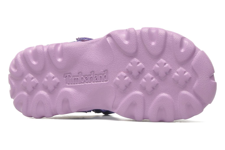 Splashtown 2 Strap Sandal Purple with Lilac