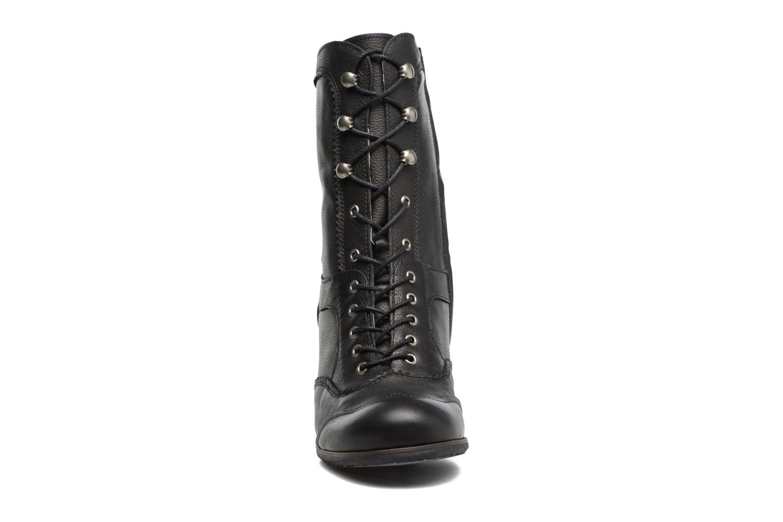Bottines et boots Dkode Vylma Noir vue portées chaussures