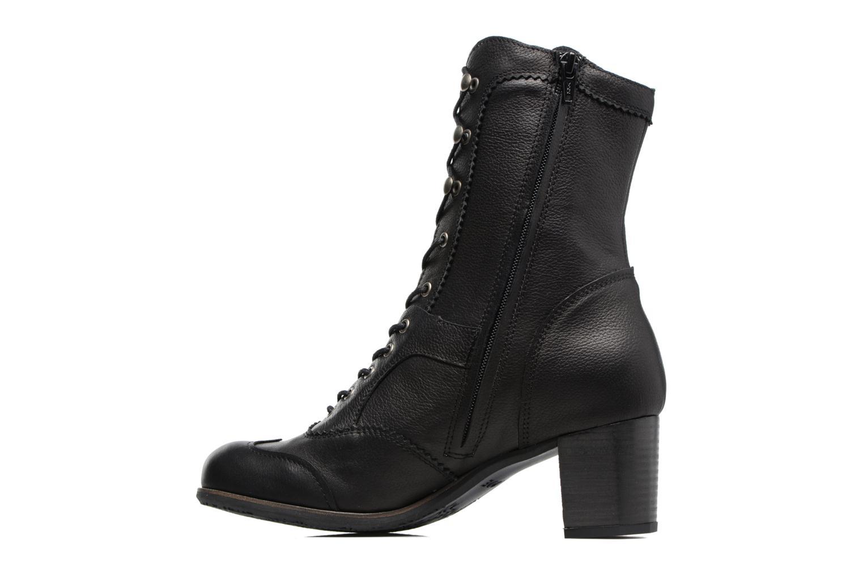 Bottines et boots Dkode Vylma Noir vue face