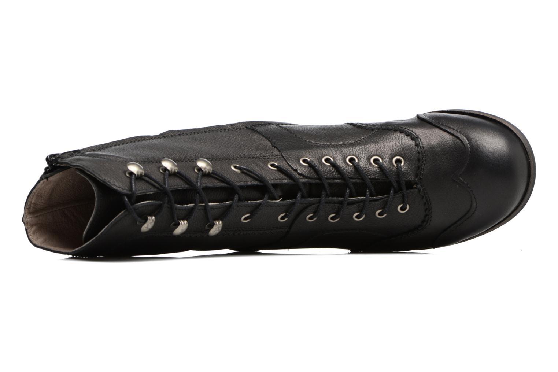 Bottines et boots Dkode Vylma Noir vue gauche