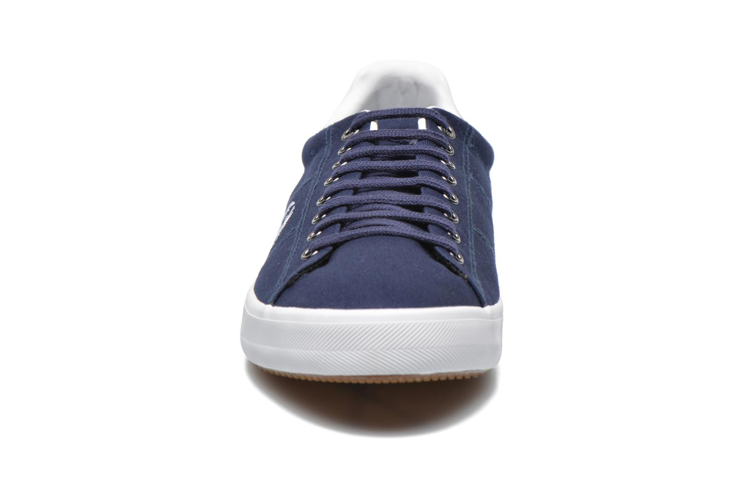 Sneakers Fred Perry Howells Twill Blauw model