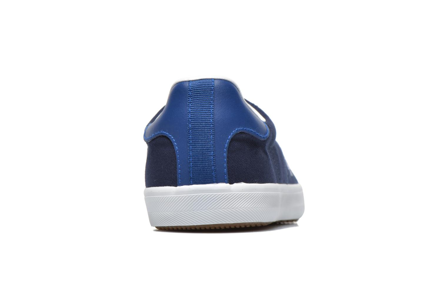 Sneakers Fred Perry Howells Twill Blauw rechts