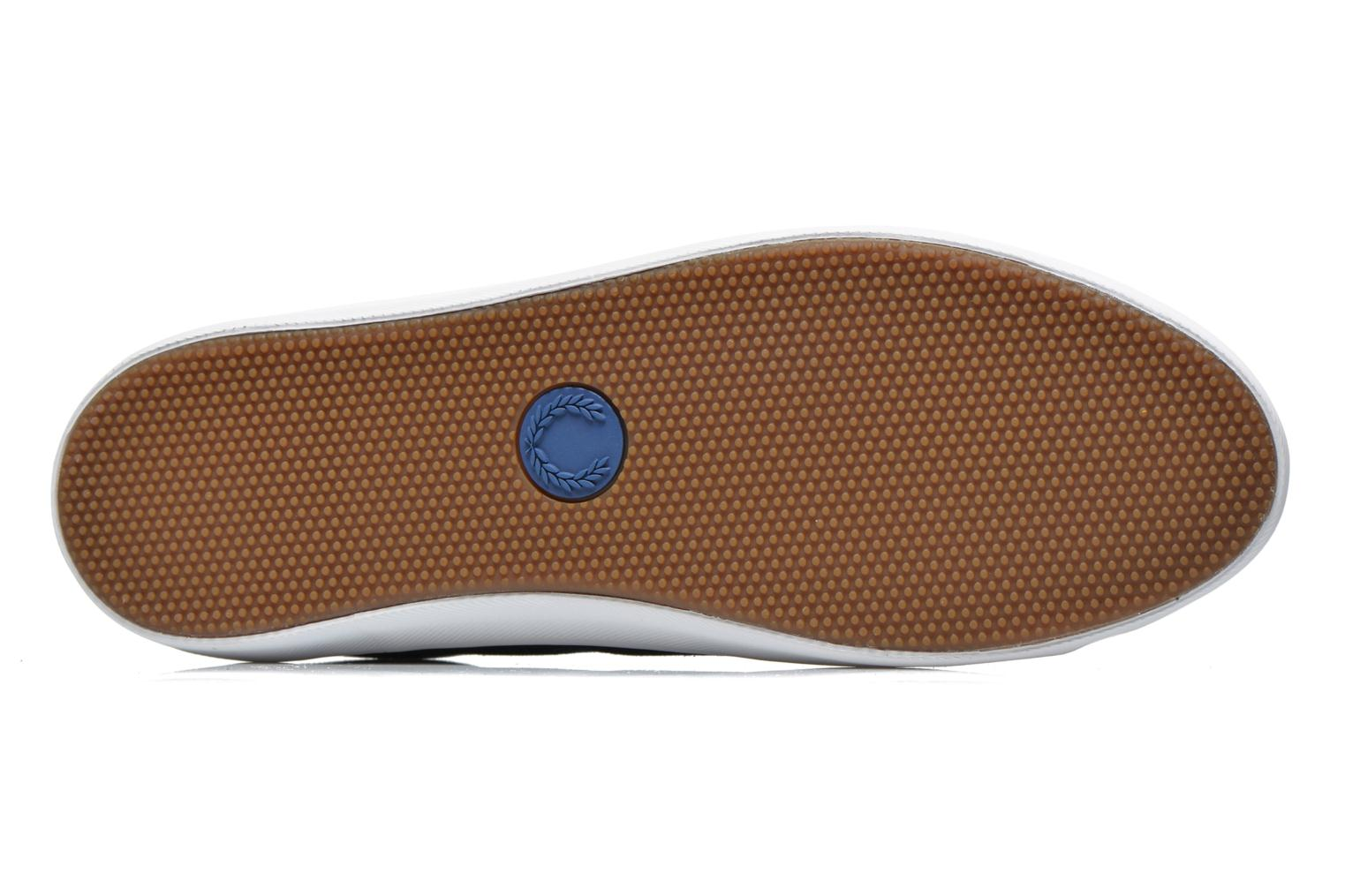 Sneakers Fred Perry Howells Twill Blauw boven