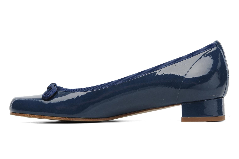 Ballerina's Elizabeth Stuart Josy 305 Blauw voorkant