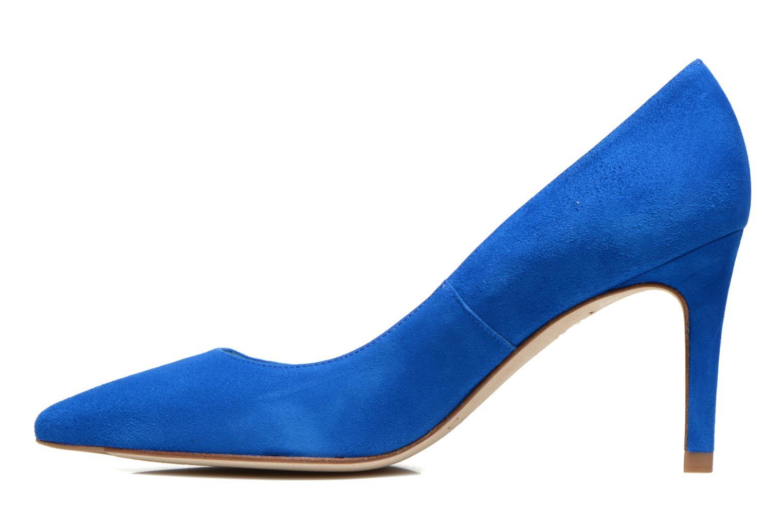 Escarpins L.K. Bennett Floret Bleu vue face
