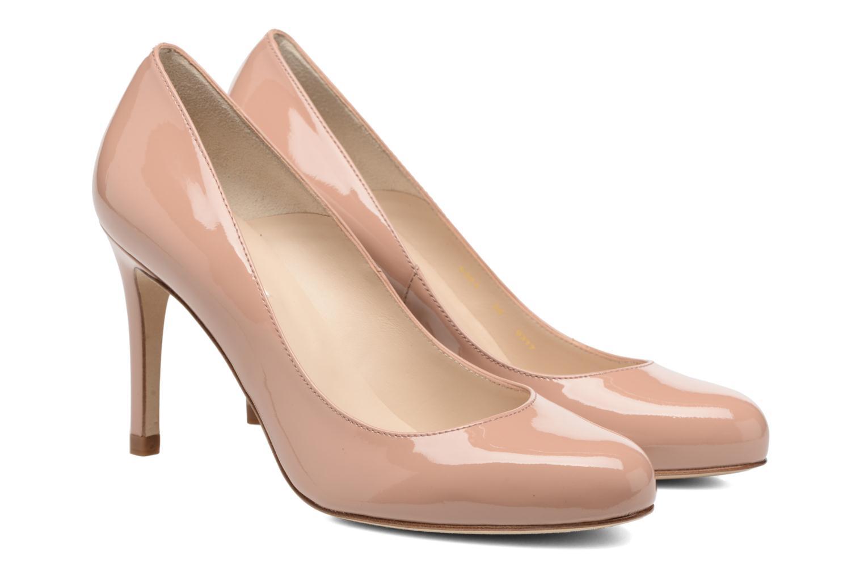 High heels L.K. Bennett Stila Beige 3/4 view