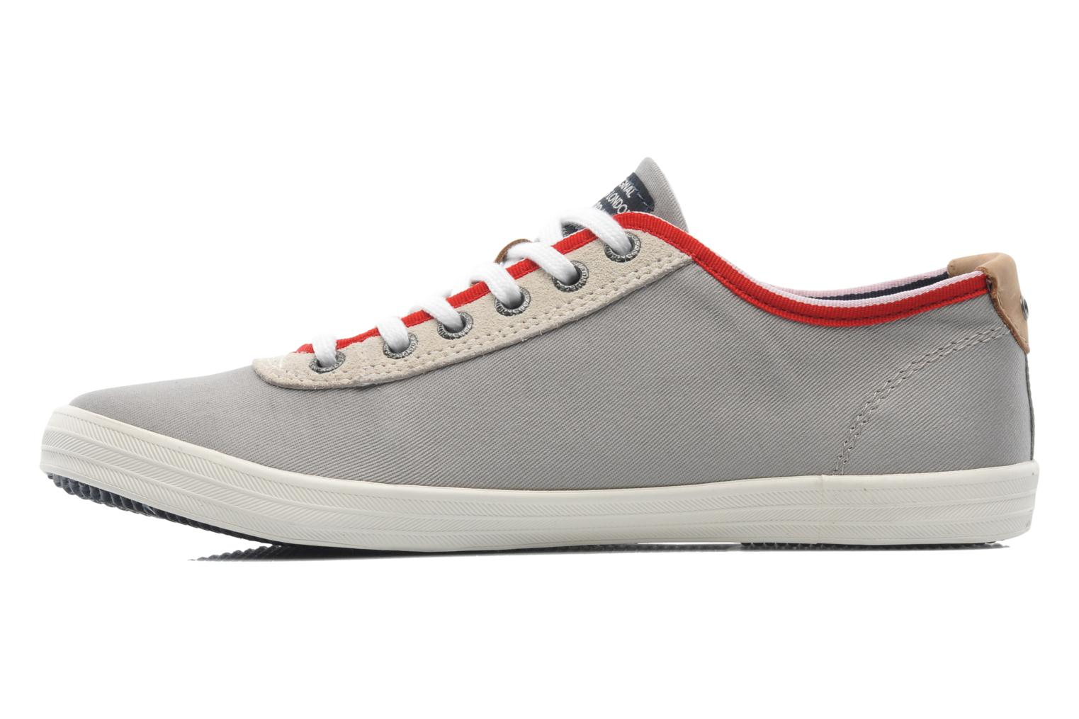 Trainers Pepe jeans Britt 1 Grey front view