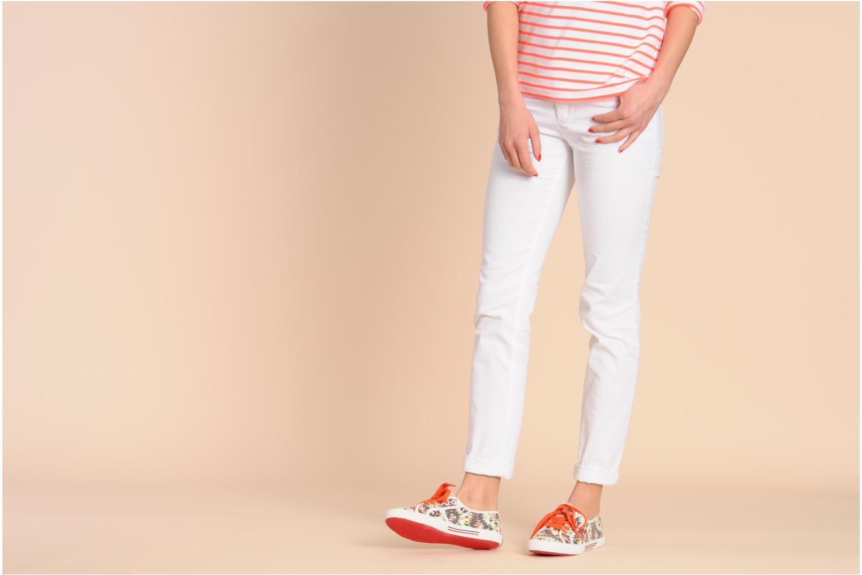 Sneakers Pepe jeans Aberlady Wit onder