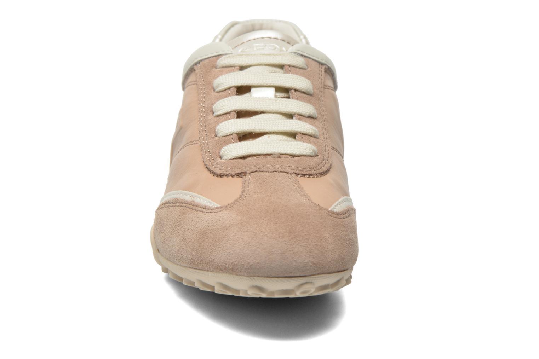 Sneakers Geox D SNAKE X D3212X Beige model